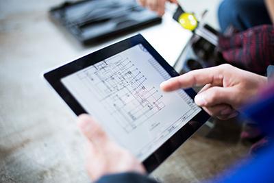 板金加工過程を一元管理できる生産管理システム