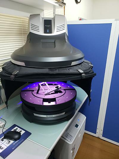 3次元測定機 VL500