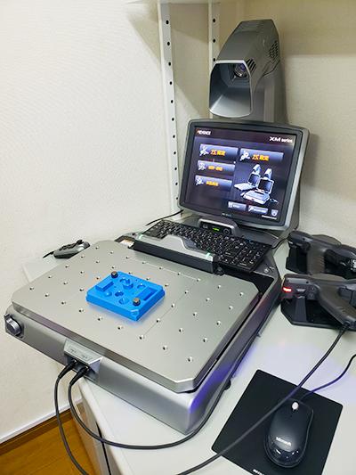 3次元測定機 XM-T1200
