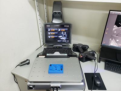 3次元測定機による検査成績書の発行も承っております